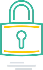 Lock illustration